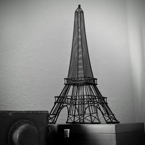Eiffel Tower Jewelry Tower